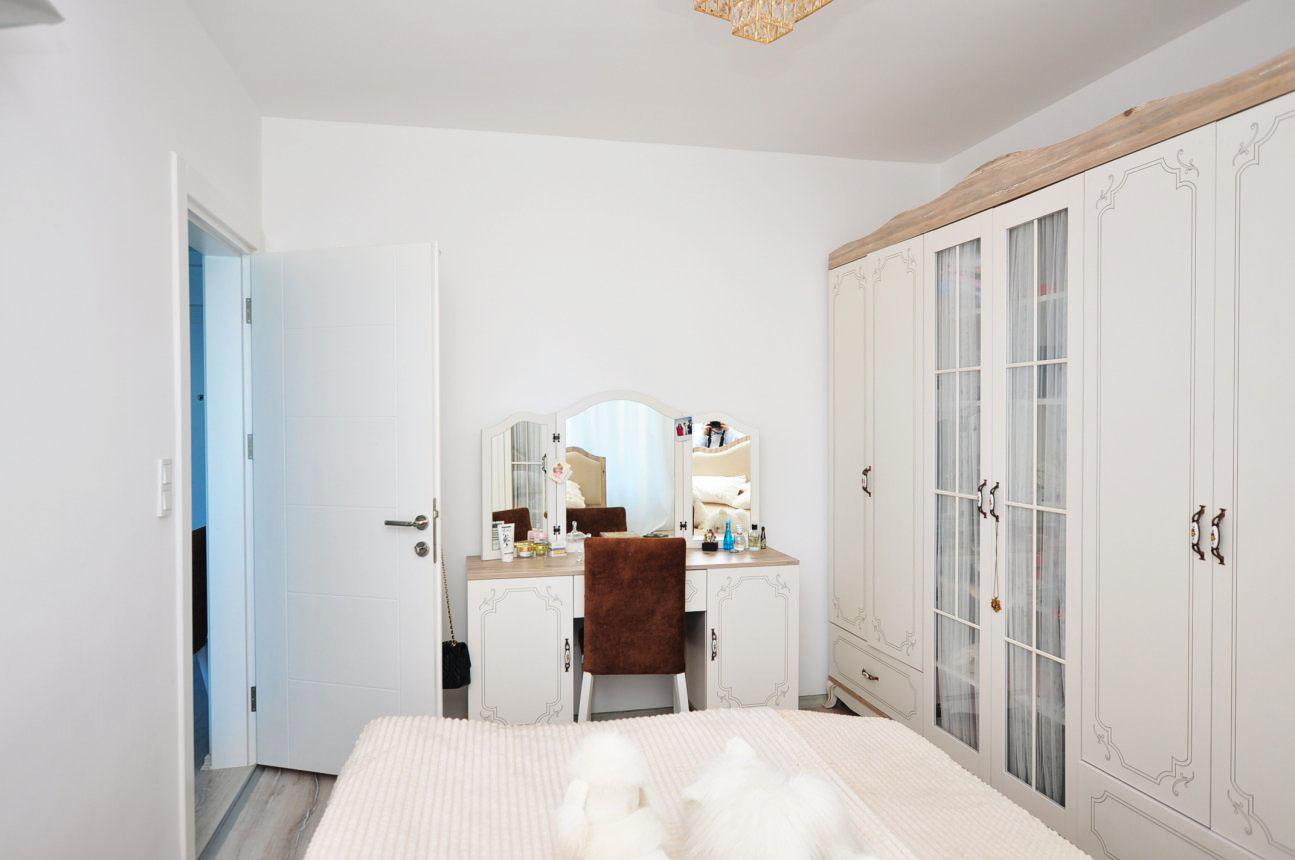 Двухкомнатная квартира с мебелью в Махмутларе - Фото 16