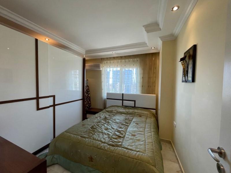 Меблированная квартира 2+1 в 50 метрах от пляжа - Фото 17