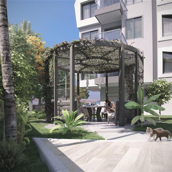 Новые квартиры в центре города Алания - Фото 21