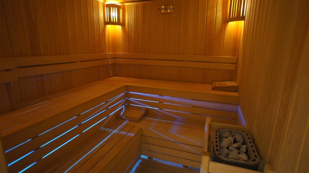 Меблированный пентхаус 3+1 в центре Аланьи - Фото 3