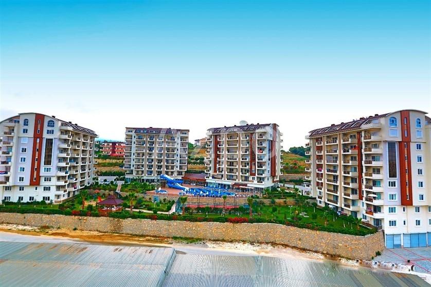 Меблированная квартира в элитном комплексе Авсаллара - Фото 2