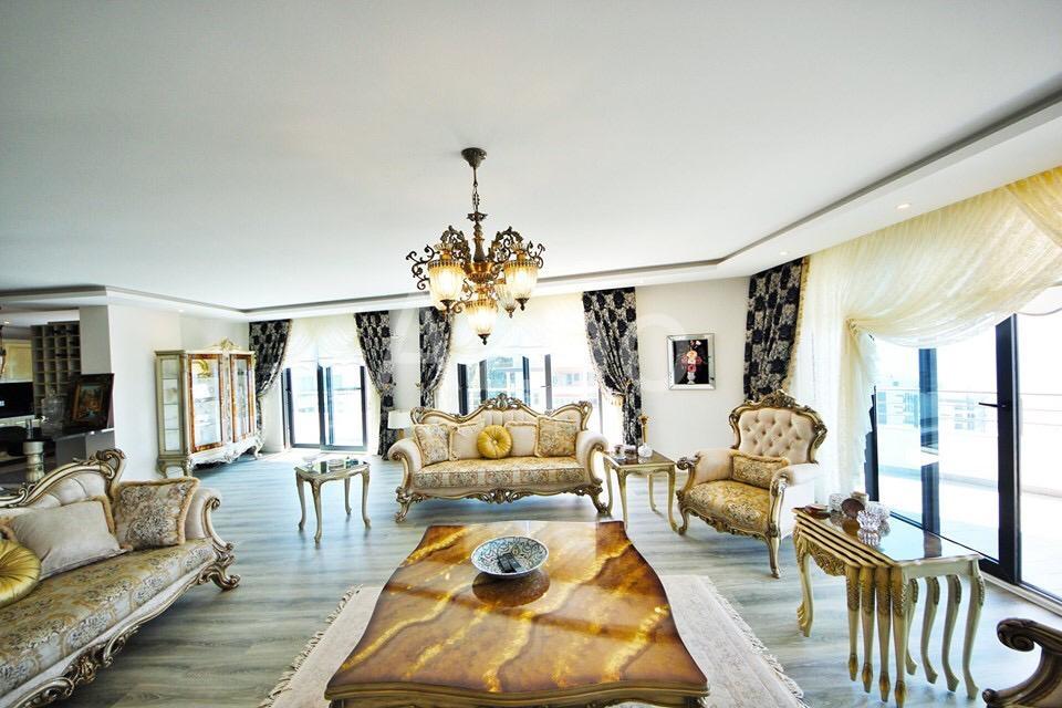 Шикарные апартаменты в районе Каргыджак - Фото 12