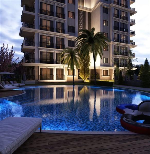 Новые квартиры в центре Аланьи по ценам застройщика - Фото 21
