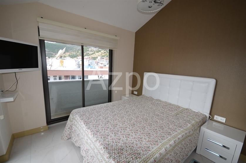 Квартира-дуплекс в благоустроенном комплексе в центре Аланьи - Фото 22