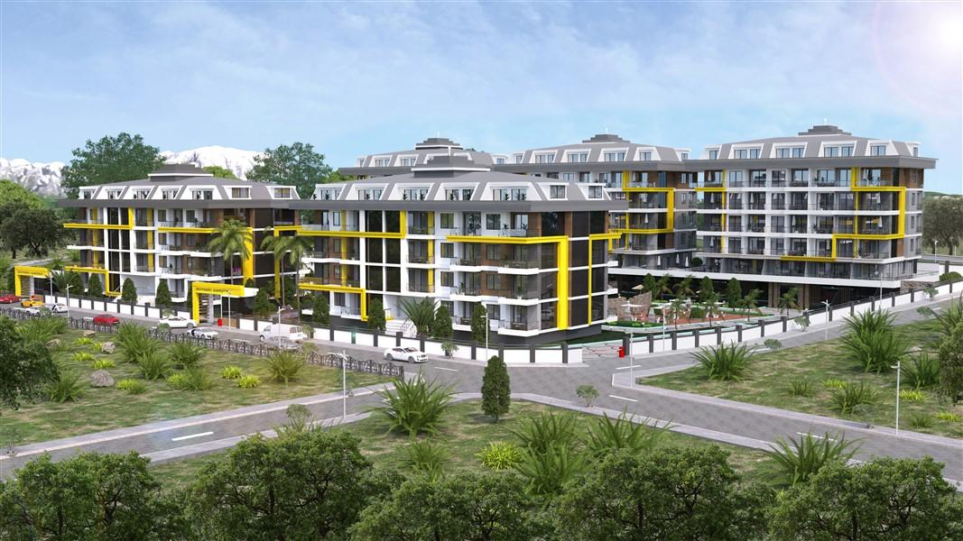 Квартиры в строящемся жилом комплексе район Кестель - Фото 8