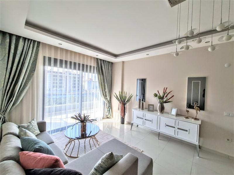 Двухкомнатная квартира с мебелью в районе Каргыджак - Фото 15