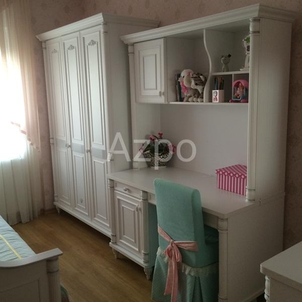Квартира 3+1 с мебелью в центре района Лара Анталия - Фото 22