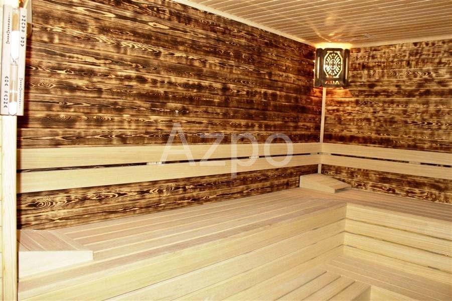 Дуплекс с мебелью в центре Махмутлара - Фото 7