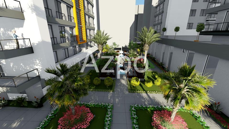 Новый проект элитного жилья в Коньяалты - Фото 7