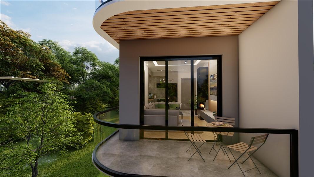Проект жилого комплекса в центре Аланьи - Фото 39