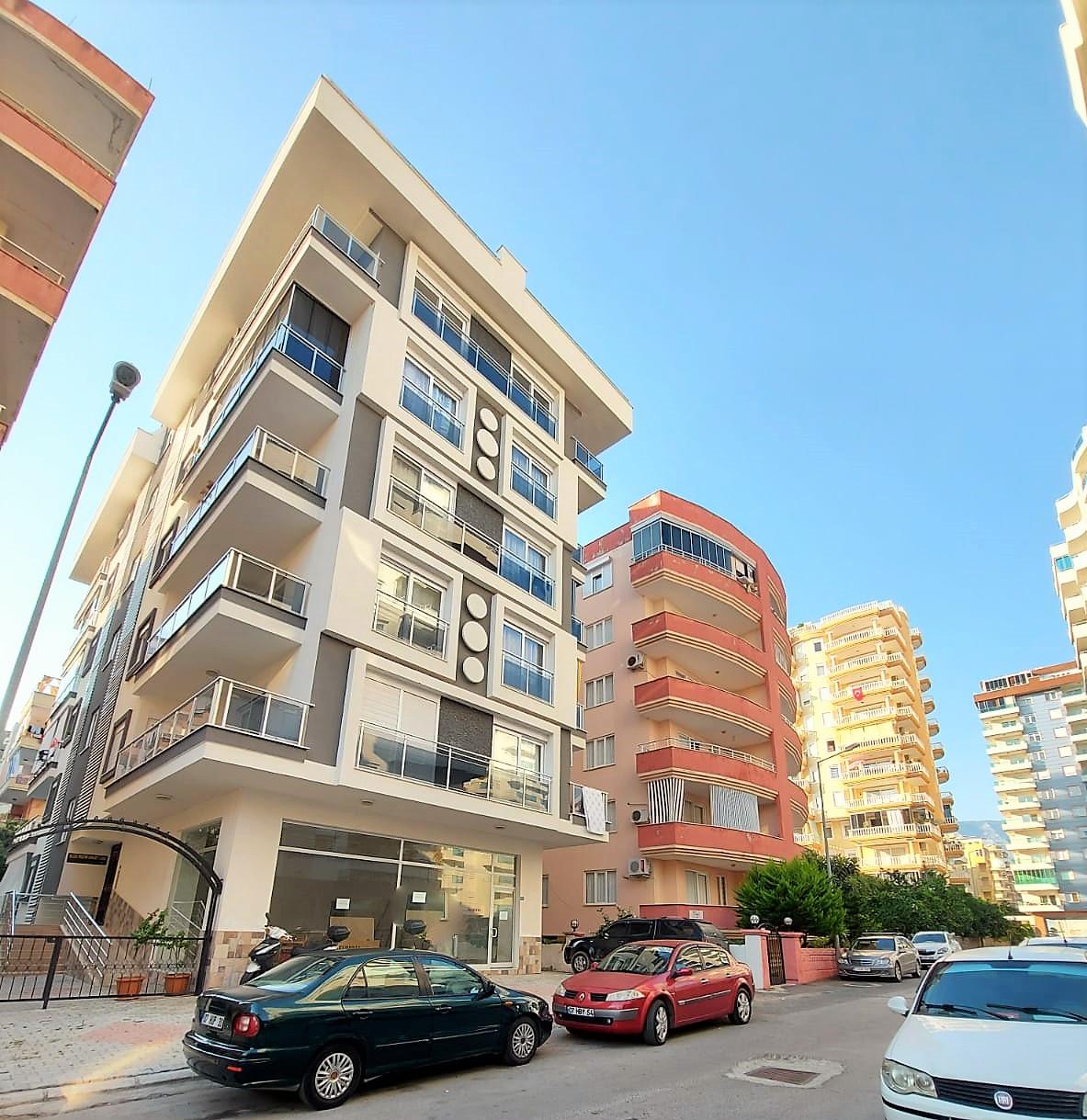 Меблированная квартира 1+1 в районе Махмутлар - Фото 1