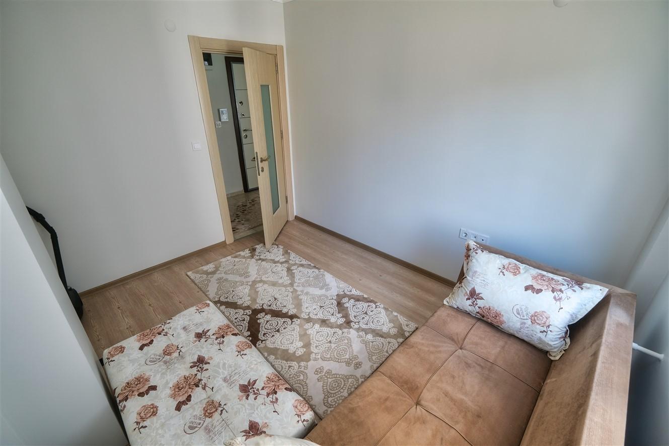 Трёхкомнатная квартира в микрорайоне Хурма Анталья - Фото 21