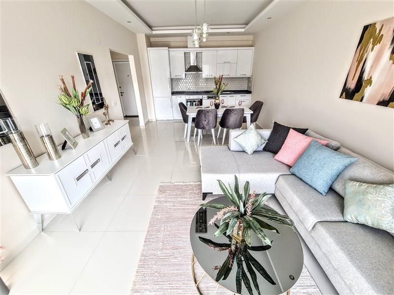 Двухкомнатная квартира с мебелью в районе Каргыджак - Фото 12