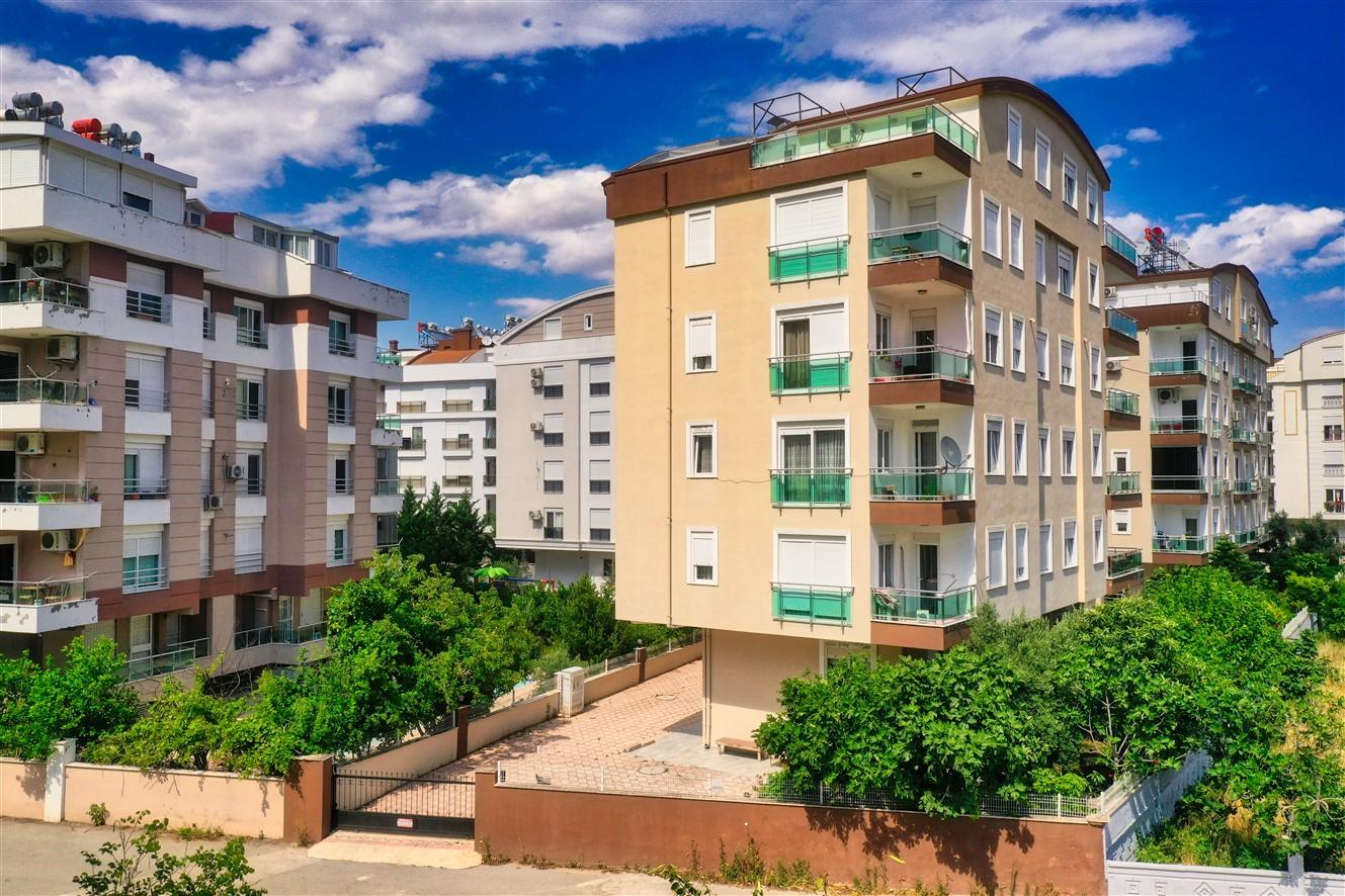 Трёхкомнатная квартира в микрорайоне Хурма Анталья - Фото 4