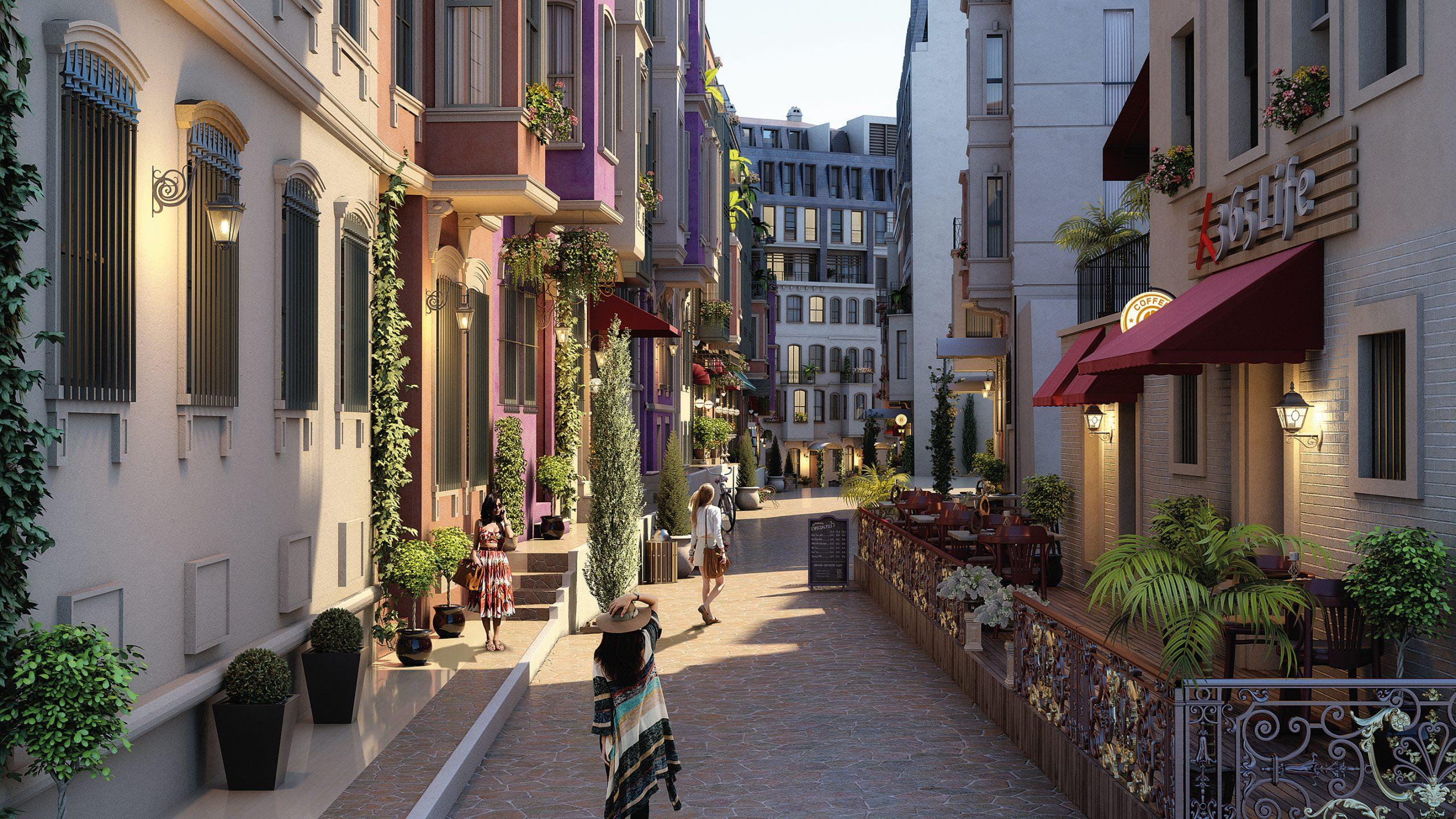 Готовые квартиры в рассрочку в центре Стамбула - Фото 6