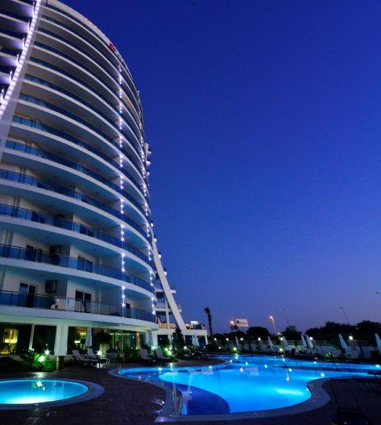Роскошные трёхкомнатные квартиры с видом на  море - Фото 2