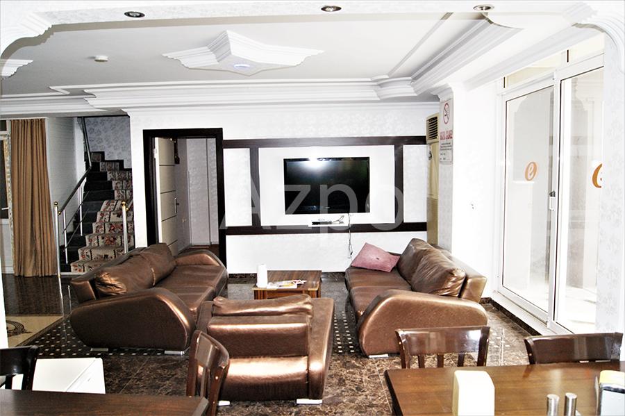 Отель на 27 комнат в районе Конъяалты, Анталия - Фото 13