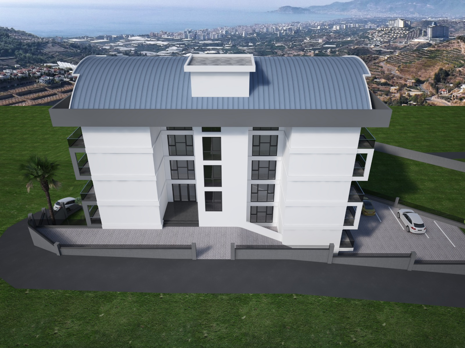 Новый инвестиционный проект в районе Каргыджак - Фото 8