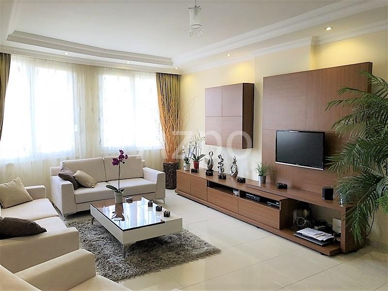 Трехкомнатная квартира с мебелью в  Махмутларе - Фото 5