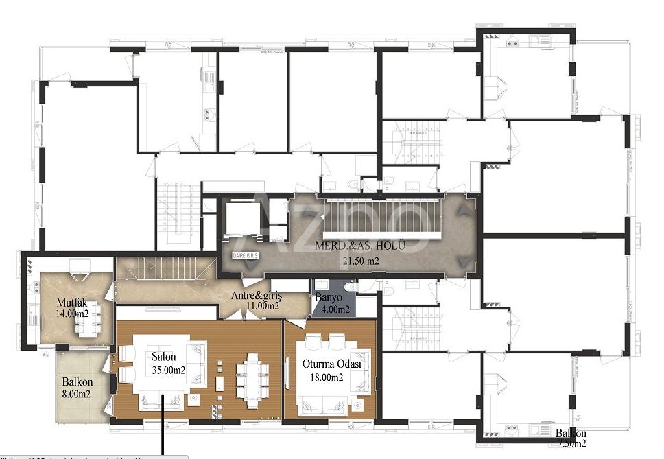 Квартиры разных планировок от застройщика - Фото 22