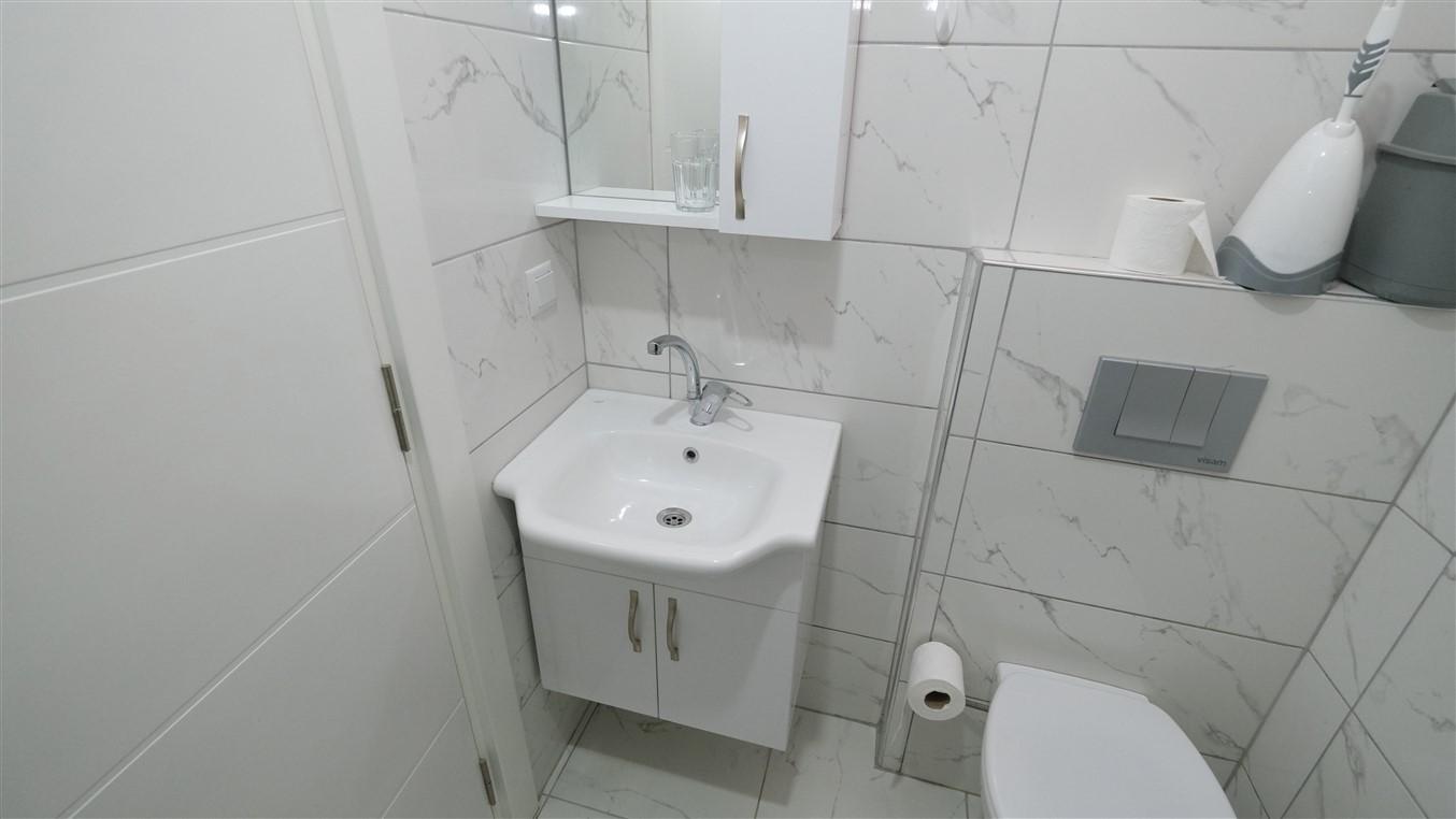 Двухкомнатная квартира с мебелью в центре Антальи - Фото 22