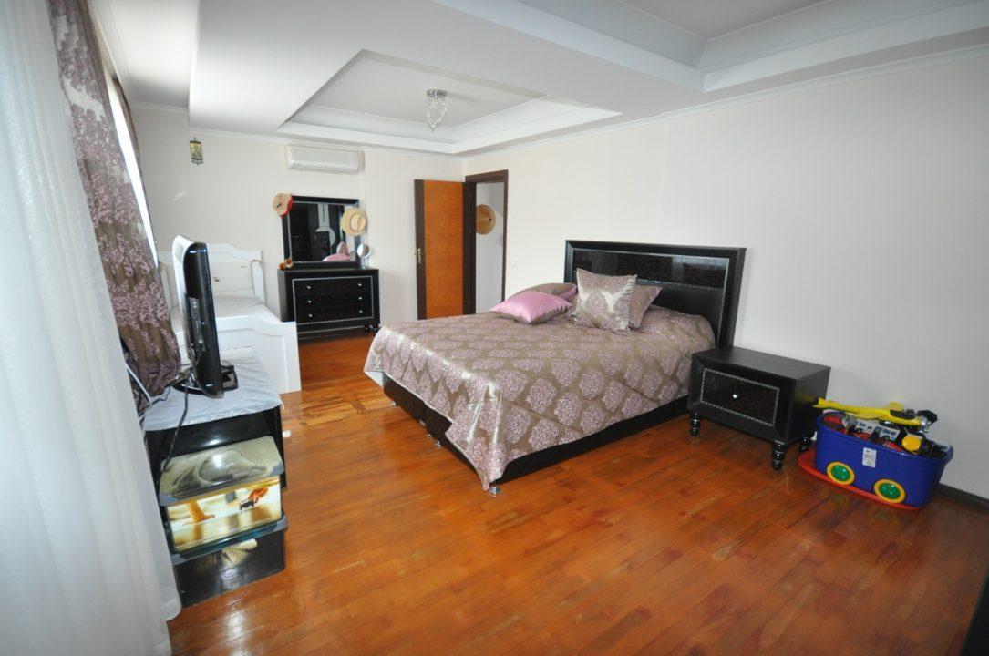 Меблированная квартира 2+1 с видом на море - Фото 17