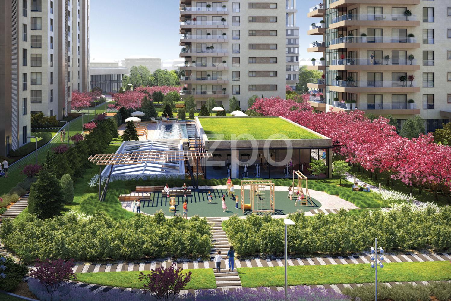 Квартиры в новом жилом комплексе у берега Мраморного моря - Фото 8