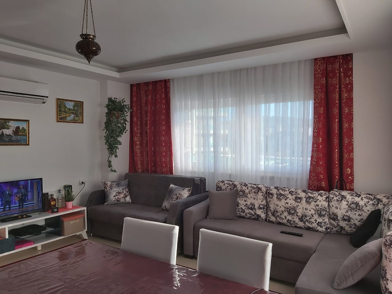 Меблированная квартира 1+1 в районе Авсаллар - Фото 8