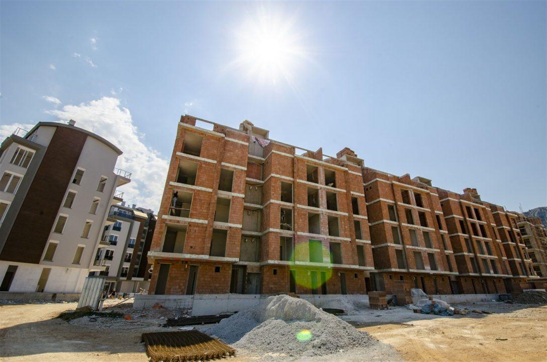 Проект на завершающей стадии строительства в Коньяалты - Фото 21