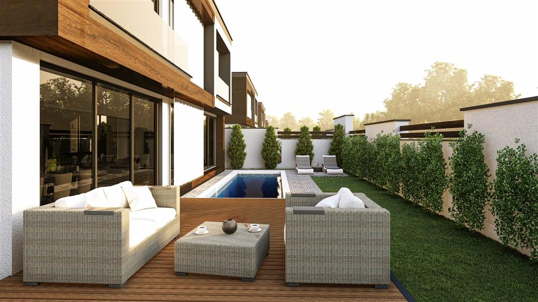 Инвестиционный проект жилого комплекса частных вилл в посёлке Авсаллар - Фото 8