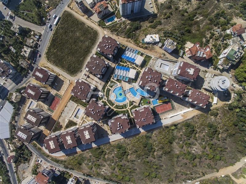 Двухкомнатная квартира в районе Джикджилли - Фото 15