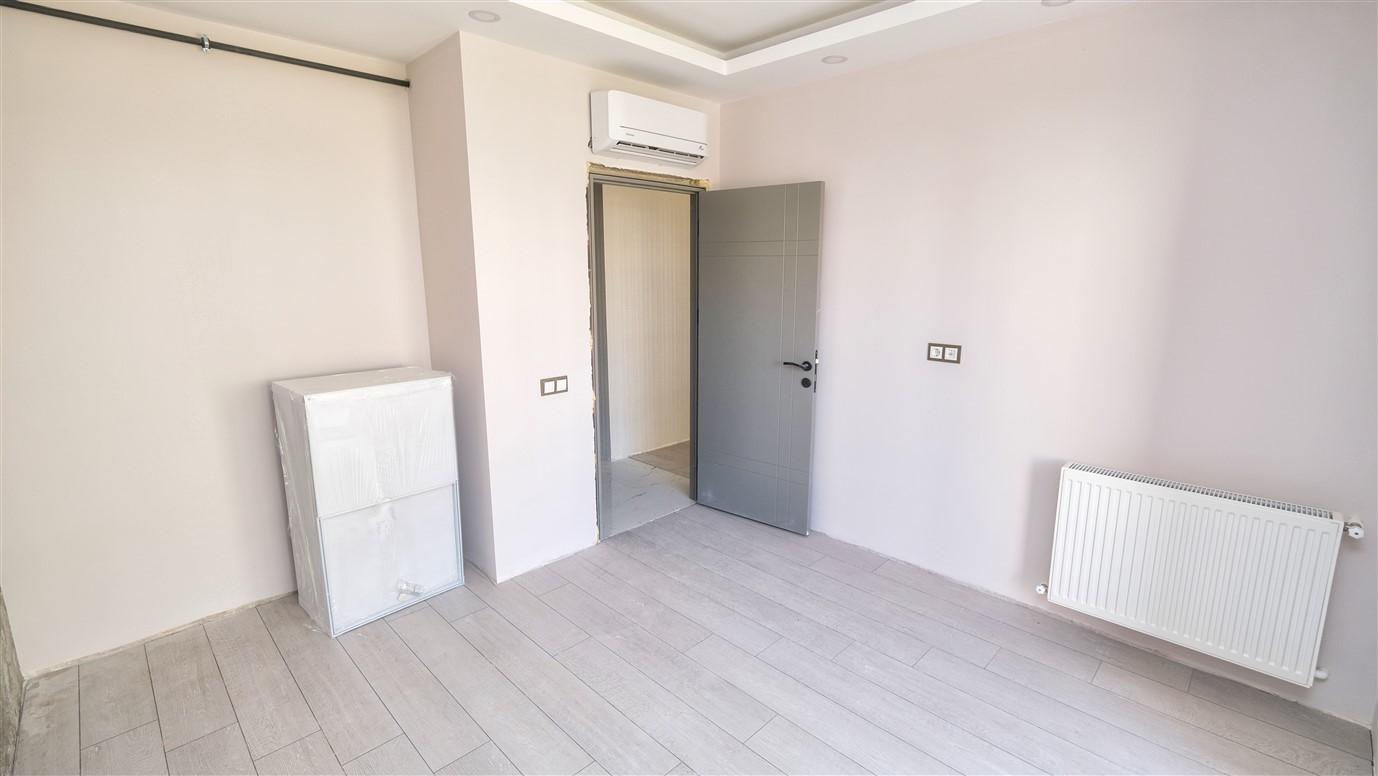 Новая двухкомнатная квартира в районе Коньяалты - Фото 21