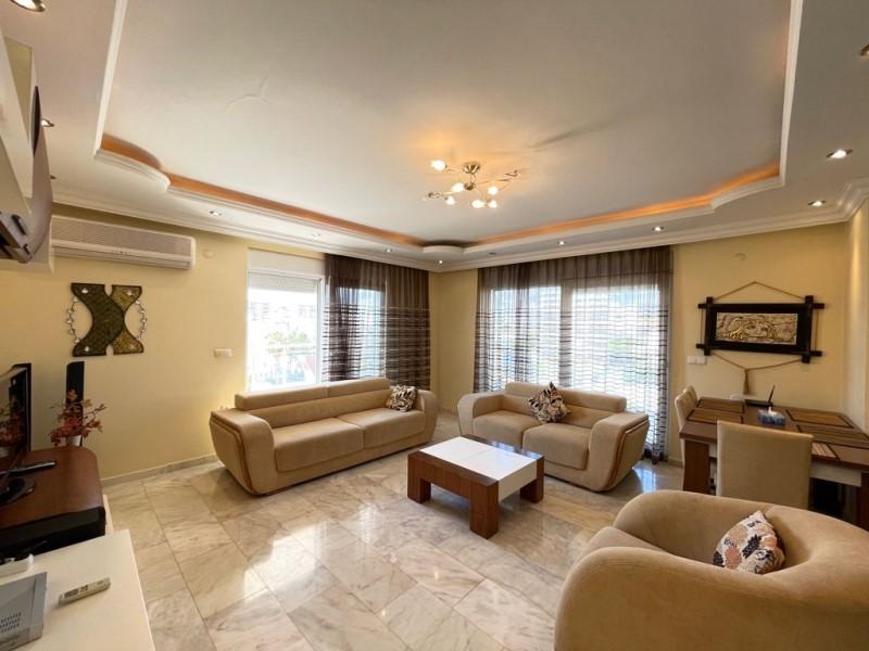 Меблированная квартира 2+1 в 50 метрах от пляжа - Фото 7