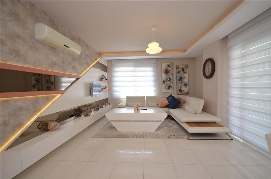 Меблированная квартира 2+1 в центре района Махмутлар - Фото 11