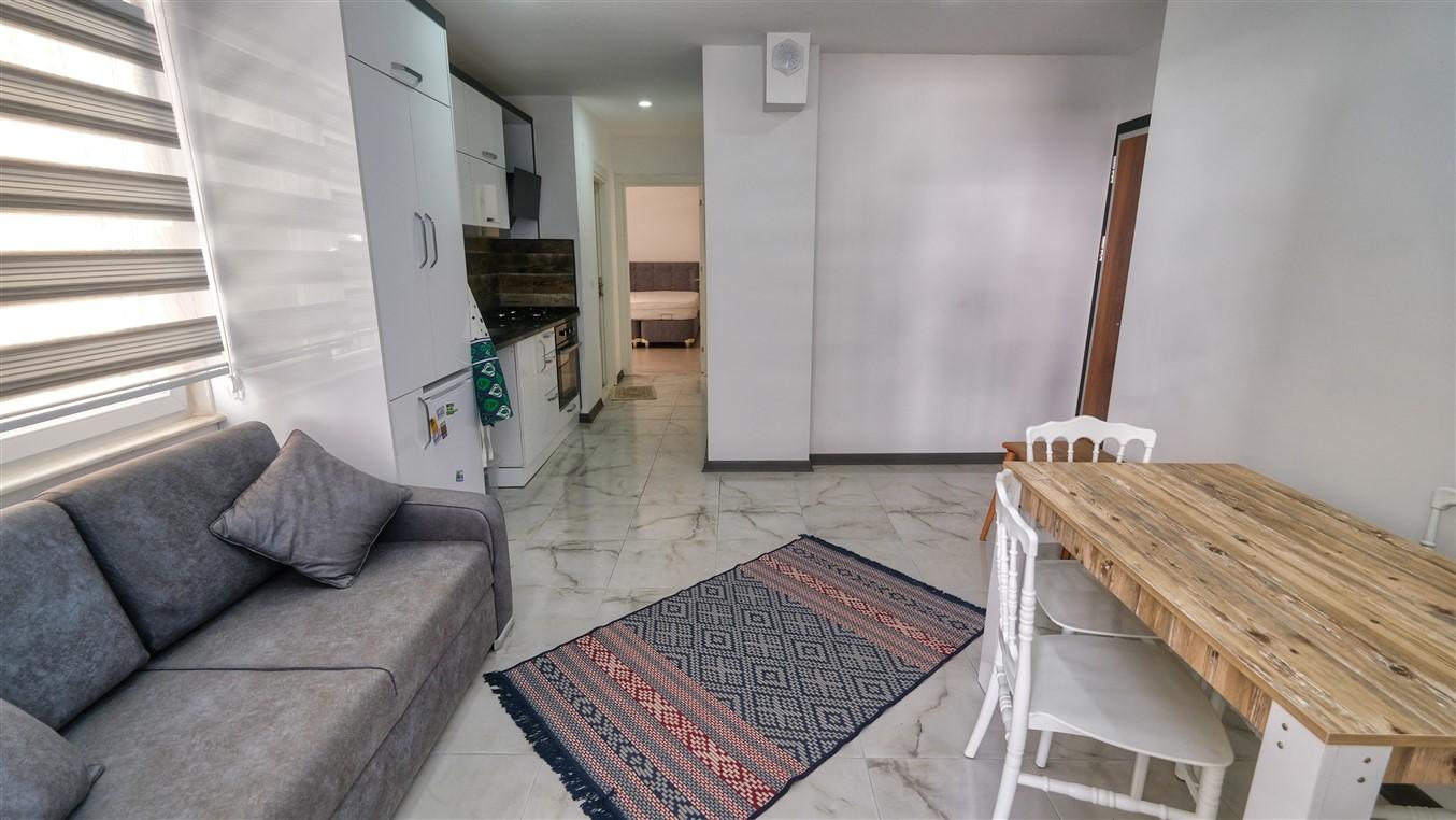 Двухкомнатная квартира с мебелью в центре Антальи - Фото 16