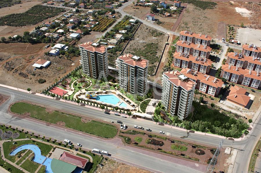 Квартиры 1+1 в комплексе в районе Дошемеалты Анталия - Фото 5