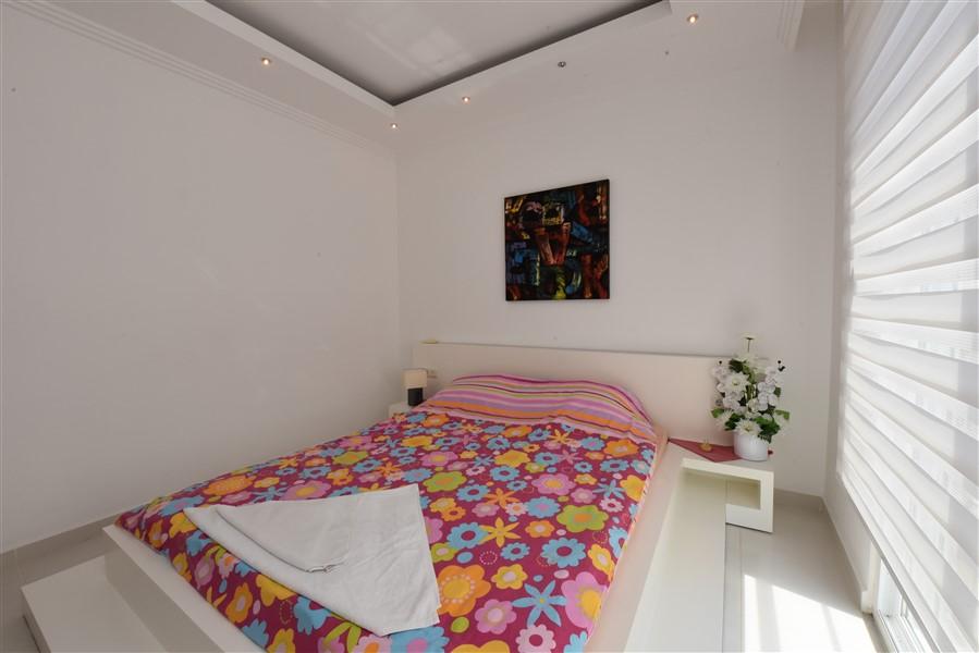 Двухуровневый пентхаус 4+1 с мебелью в центре Аланьи - Фото 7