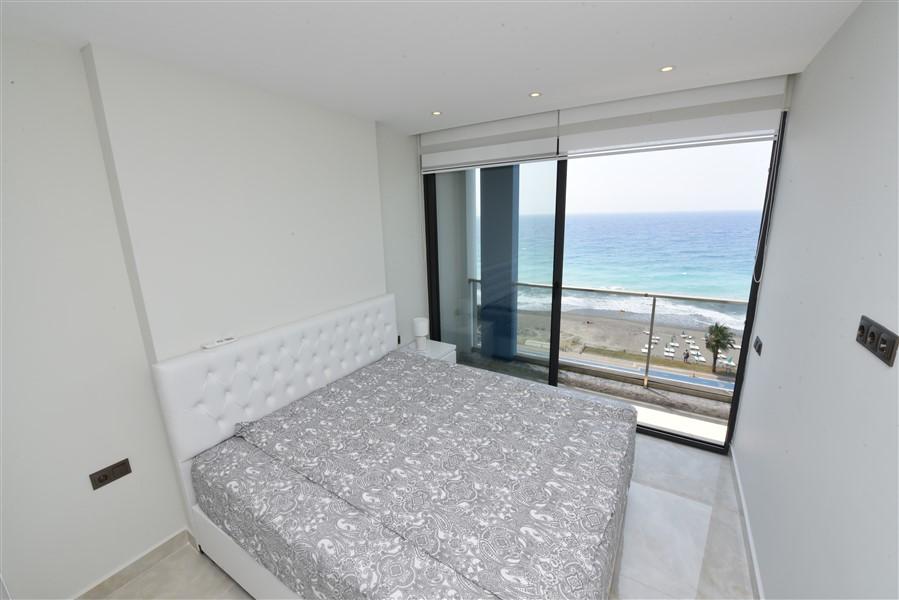 Меблированная квартира 2+1 с видом на Средиземное море - Фото 15