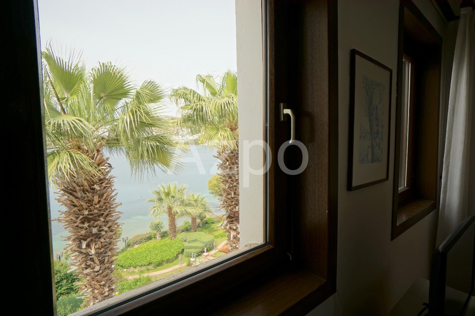 Меблированная вилла с видом на Эгейское море - Фото 20