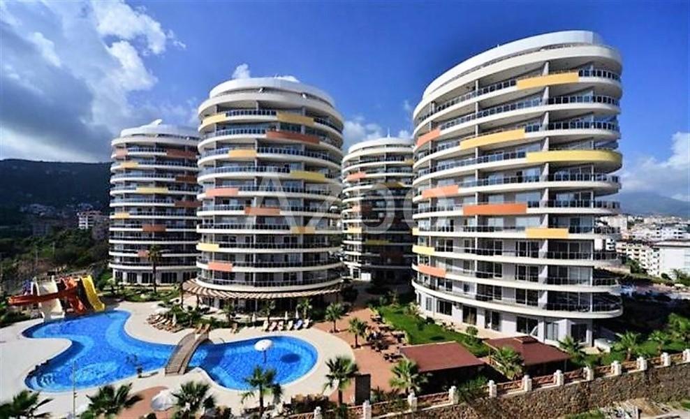 Две квартиры планировки 2+1 в Джикджилли - Фото 1
