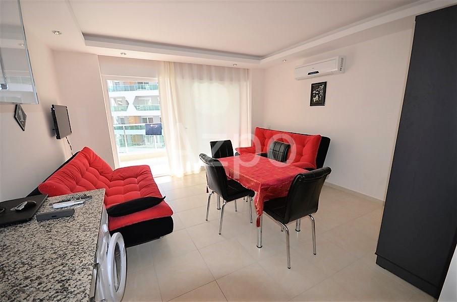Квартира студия с мебелью в Авсалларе - Фото 10