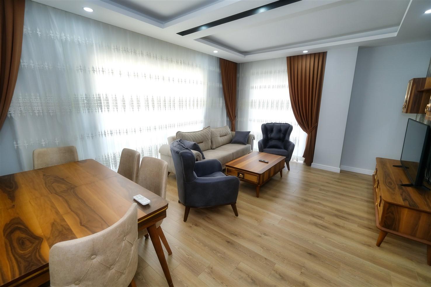 Трёхкомнатная квартира в центре Антальи - Фото 19