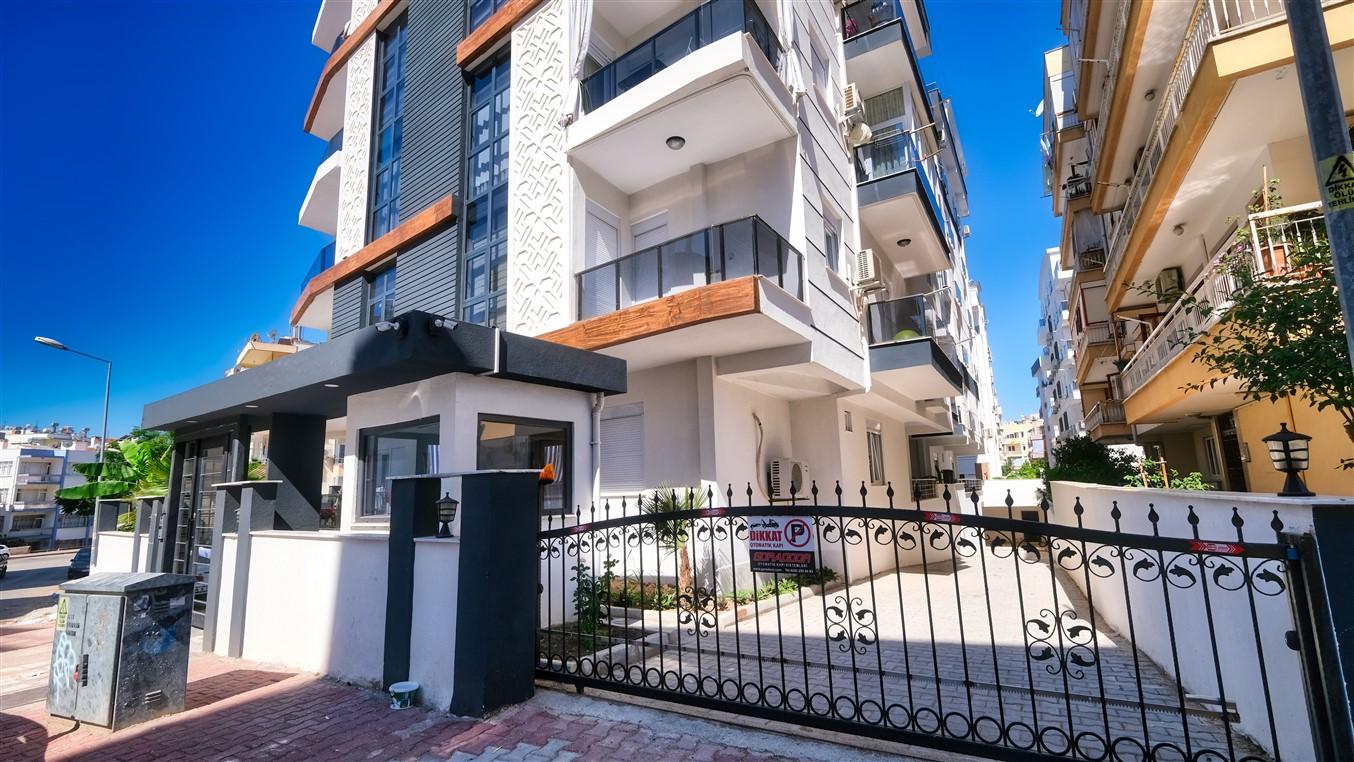 Двухкомнатная квартира с мебелью в центре Антальи - Фото 2