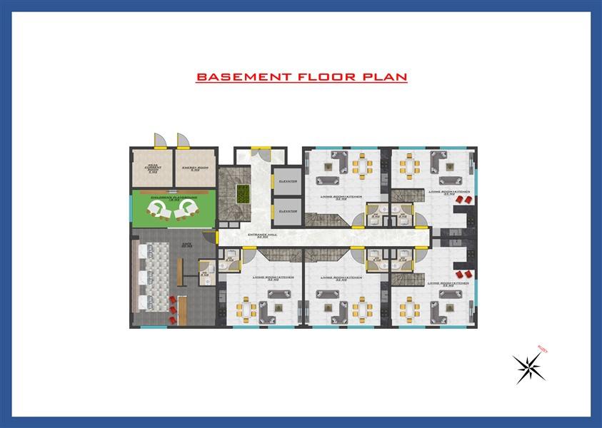 Новый проект жилого комплекса в районе Оба - Фото 34
