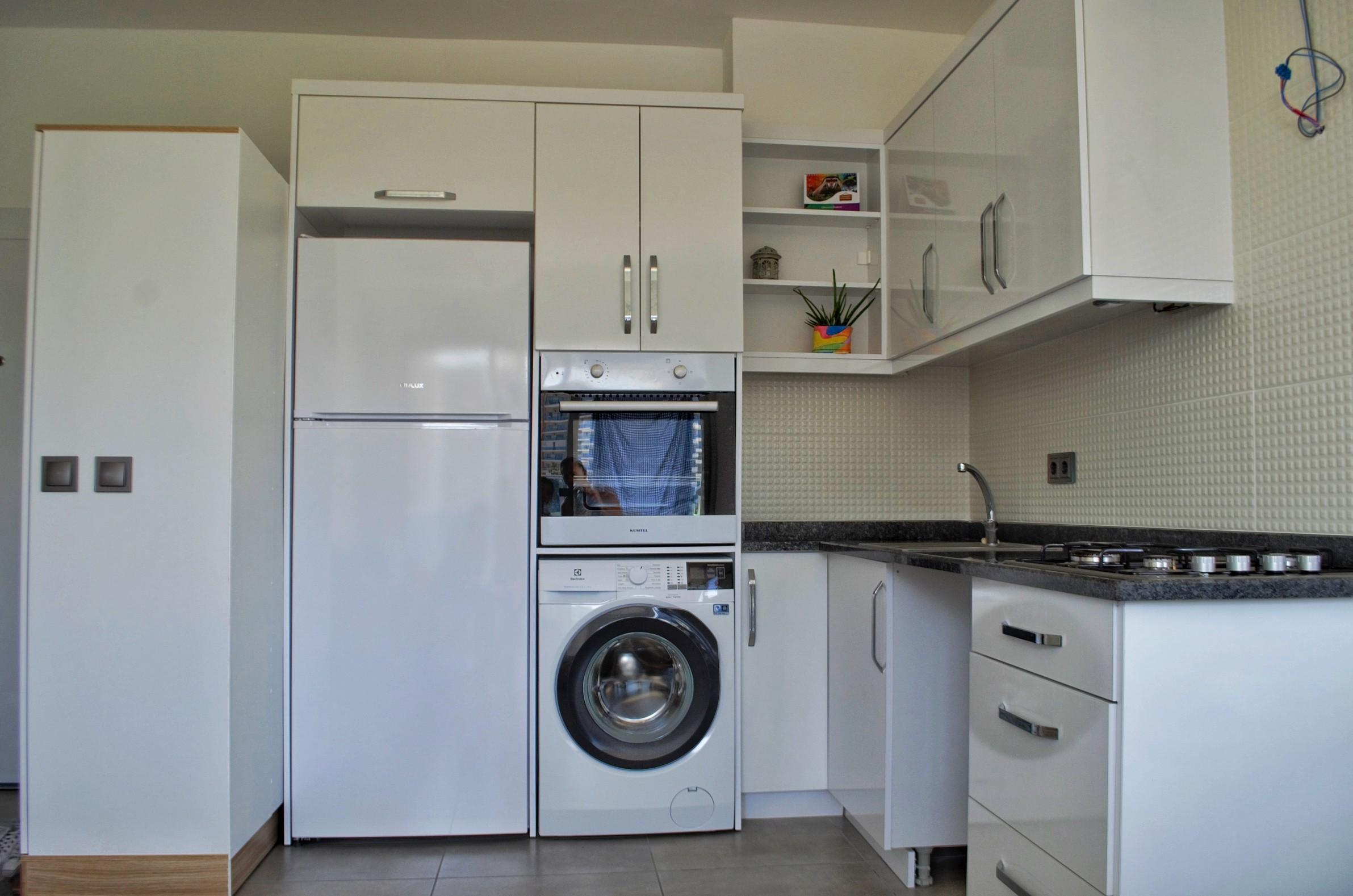 Меблированная квартира 1+1 в комплексе с инфраструктурой - Фото 10