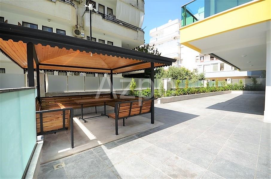 Меблированная квартира 1+1 в центре Алании - Фото 5