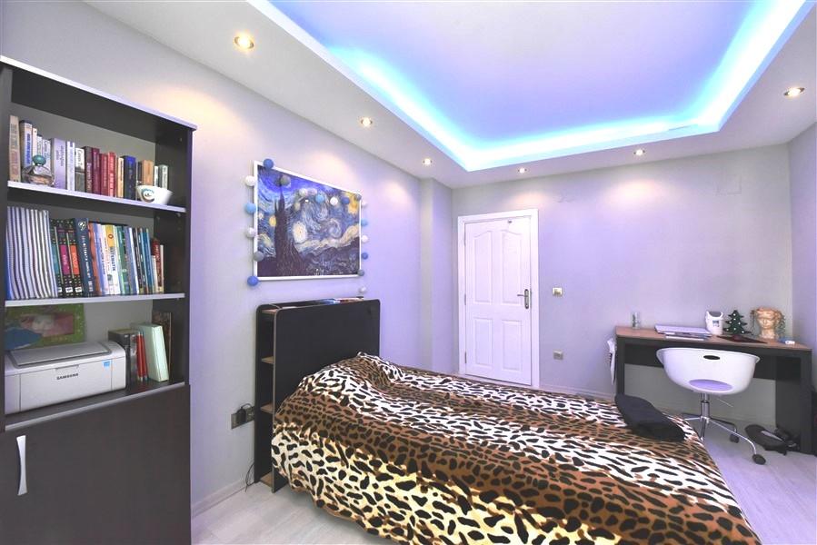 Просторный пентхаус 3+1 с мебелью в Джикджилли - Фото 30