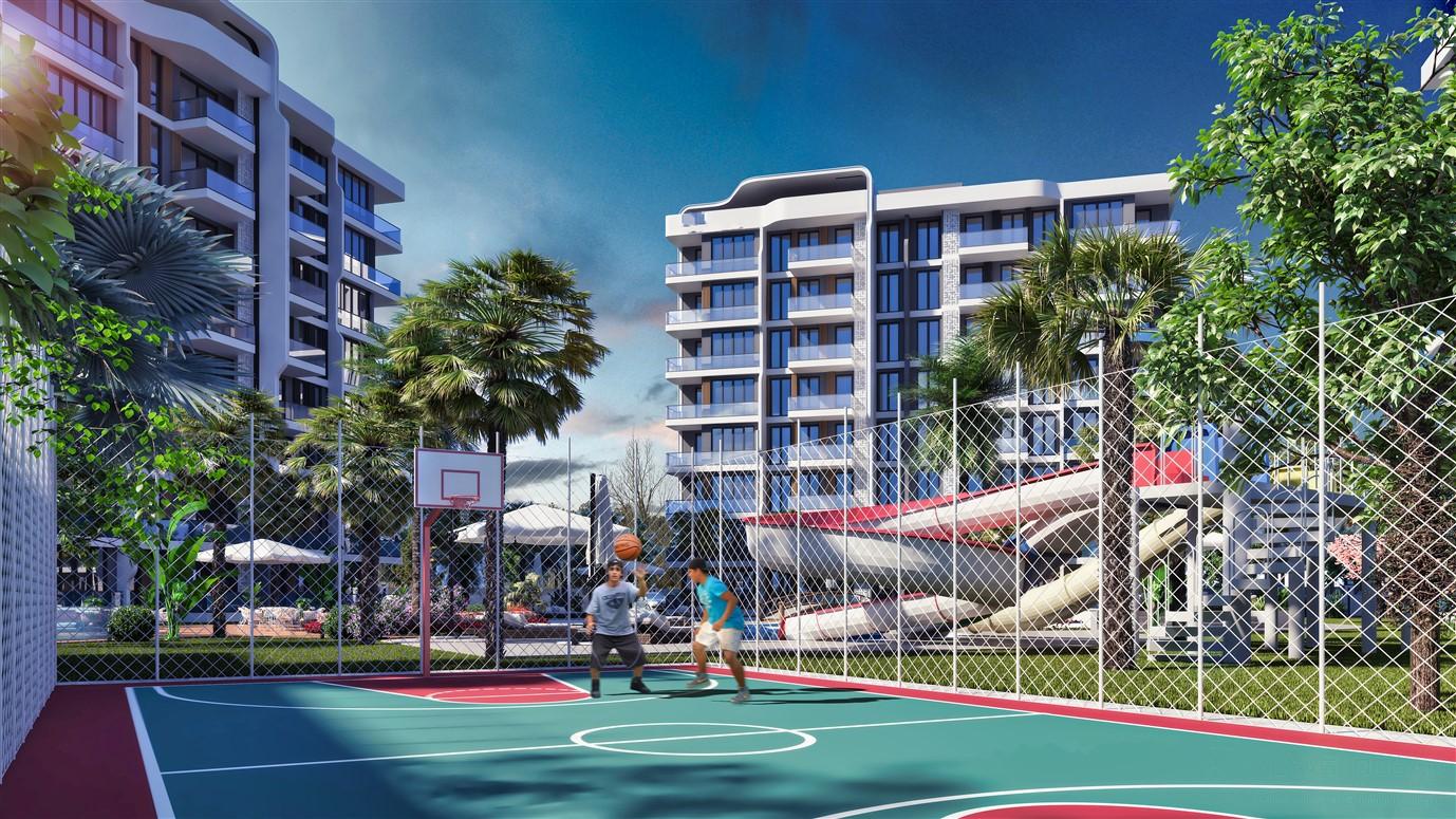 Современные квартиры в элитном комплексе Антальи - Фото 7