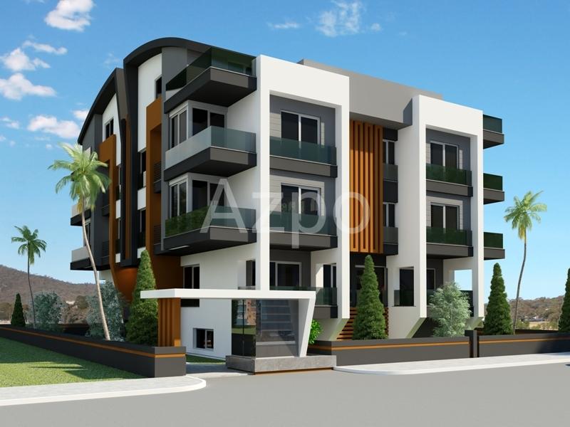 Новый комплекс в районе Коньяалты - Фото 1