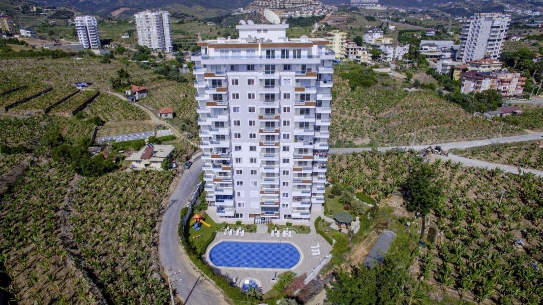 Новые двухкомнатные квартиры в центре Махмутлара - Фото 1
